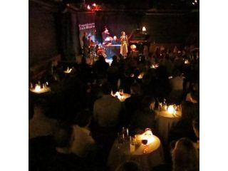 Copenhagen Jazzhouse Business Trip Friend