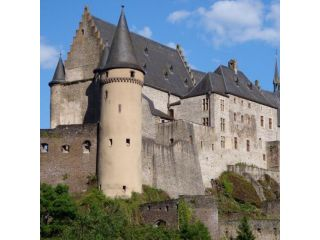 Vianden Castle (45 km out of city) image