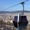 Cable car to Montjuïc hill image