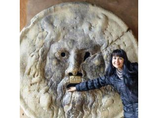 Bocca della Veritá (The Mouth of Truth) image