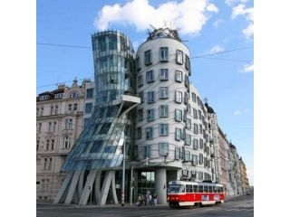Ginger & Fred (Dancing House) image