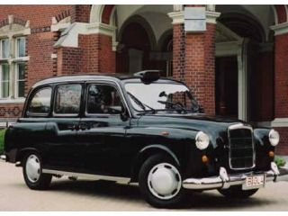 London Black Cabs image