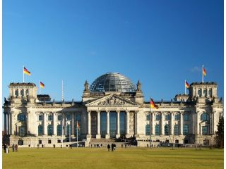 Reichstag (German Federal Parliament)  image