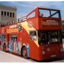 Stadtfunfahrt City Sightseeing - open top bus tour image